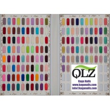 QLZ Colour Chart Book